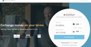 currencyfair - opinie, kontakt, czy bezpieczne