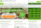 SuperKantor.pl - informacje kontaktowe, opinie o kantorze