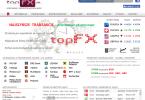 TopFX - sprawdź opinie i informacje o kantorze internetowym